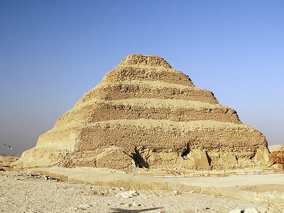 Egypt-Pur-Reisen Tempeltouren-Stufenpyramide