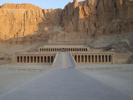 Egypt-Pur-Reisen Tempeltouren-Hatschepsut